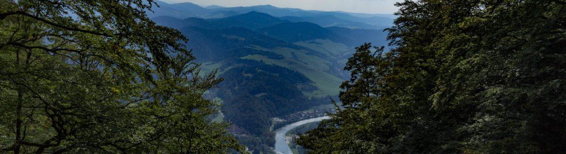 Spływ Dunajcem Rafting